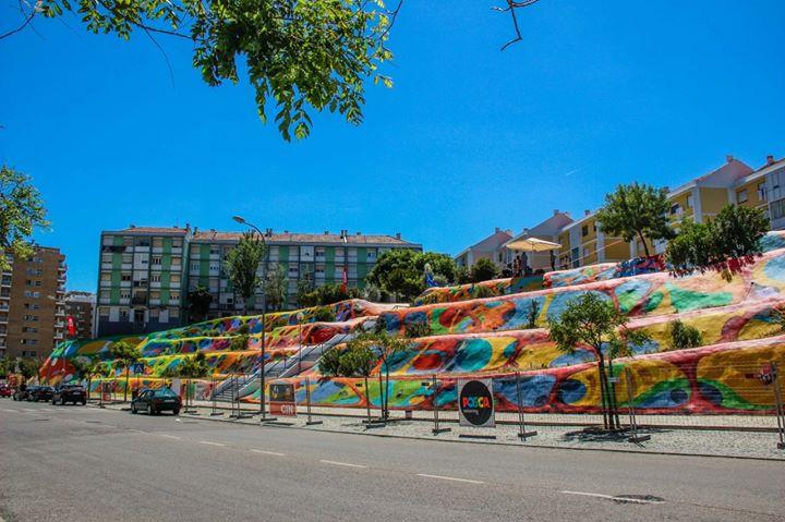 """Caminhada """"Arte Urbana Na Cidade"""" - Lumiar"""