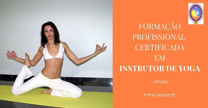 Sessão de apresentação da Formação em Instrutor de Yoga