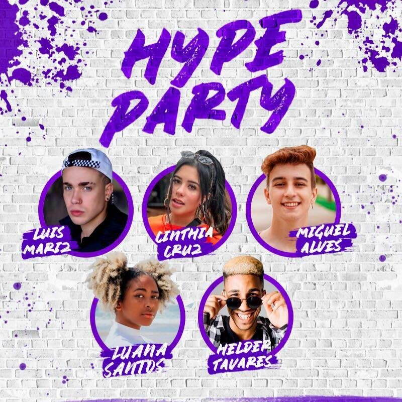 HYPE PARTY