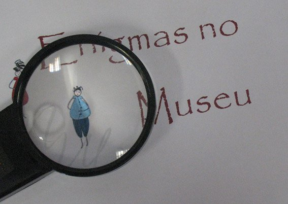 Enigmas no museu