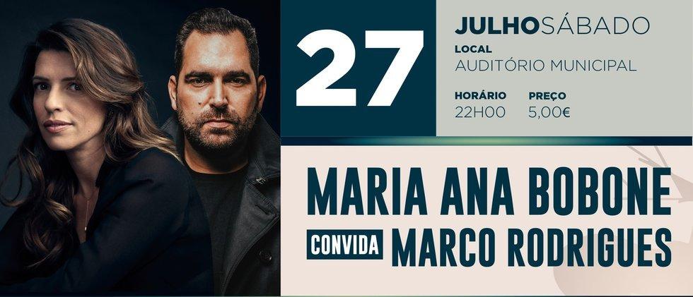 Noites de Fado: Maria Ana Bobone ...