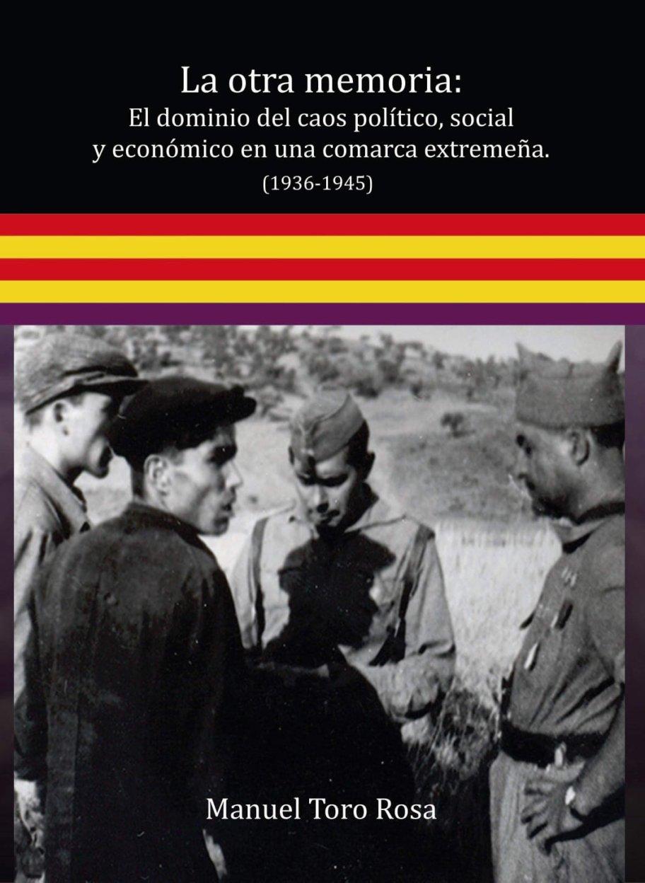 """Presentación del libro """"La otra memoria"""" de Manuel Toro Rosa"""