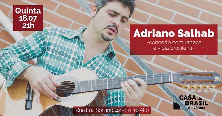 Adriano Salhab - Concerto de rabeca e viola brasileira