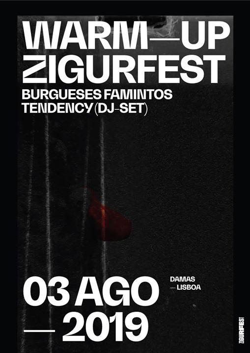 ZigurFest 2019 nas Damas