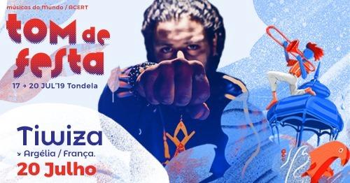 Tiwiza@Tomdefesta2019