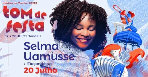 Selma Uamusse@Tomdefesta2019