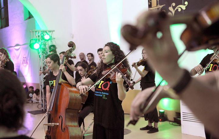 Proyecto Ibérico Orquestal. Temporada Darcos