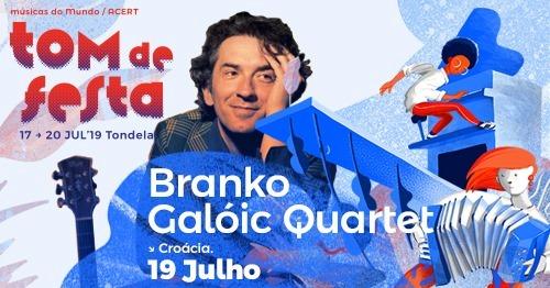Branko Galóic Quartet@Tomdefesta2019