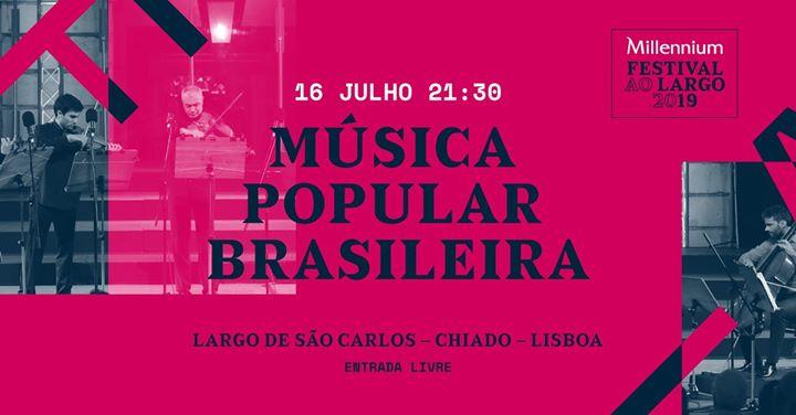 Música Popular Brasileira - 11.º Festival ao Largo