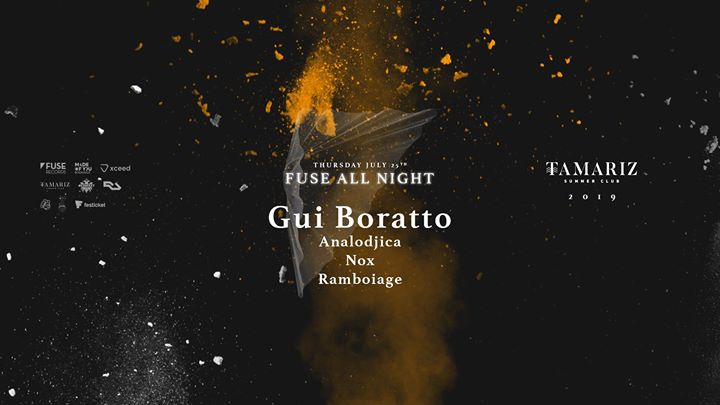 Fuse All Night: Gui Boratto