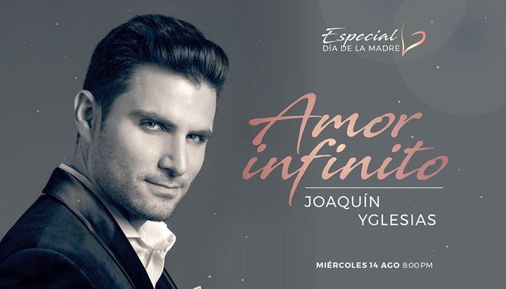 Joaquín Yglesias: Amor infinito