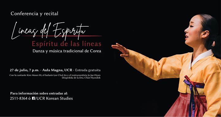 """Evento """"Líneas del Espíritu- Espíritu de las líneas"""""""