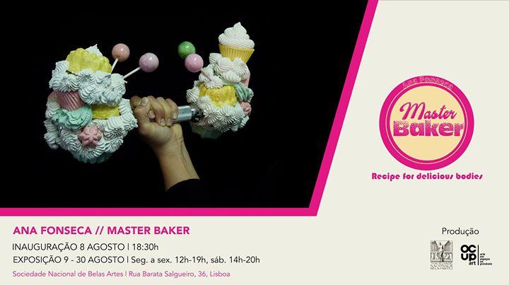 Ana Fonseca | Master Baker