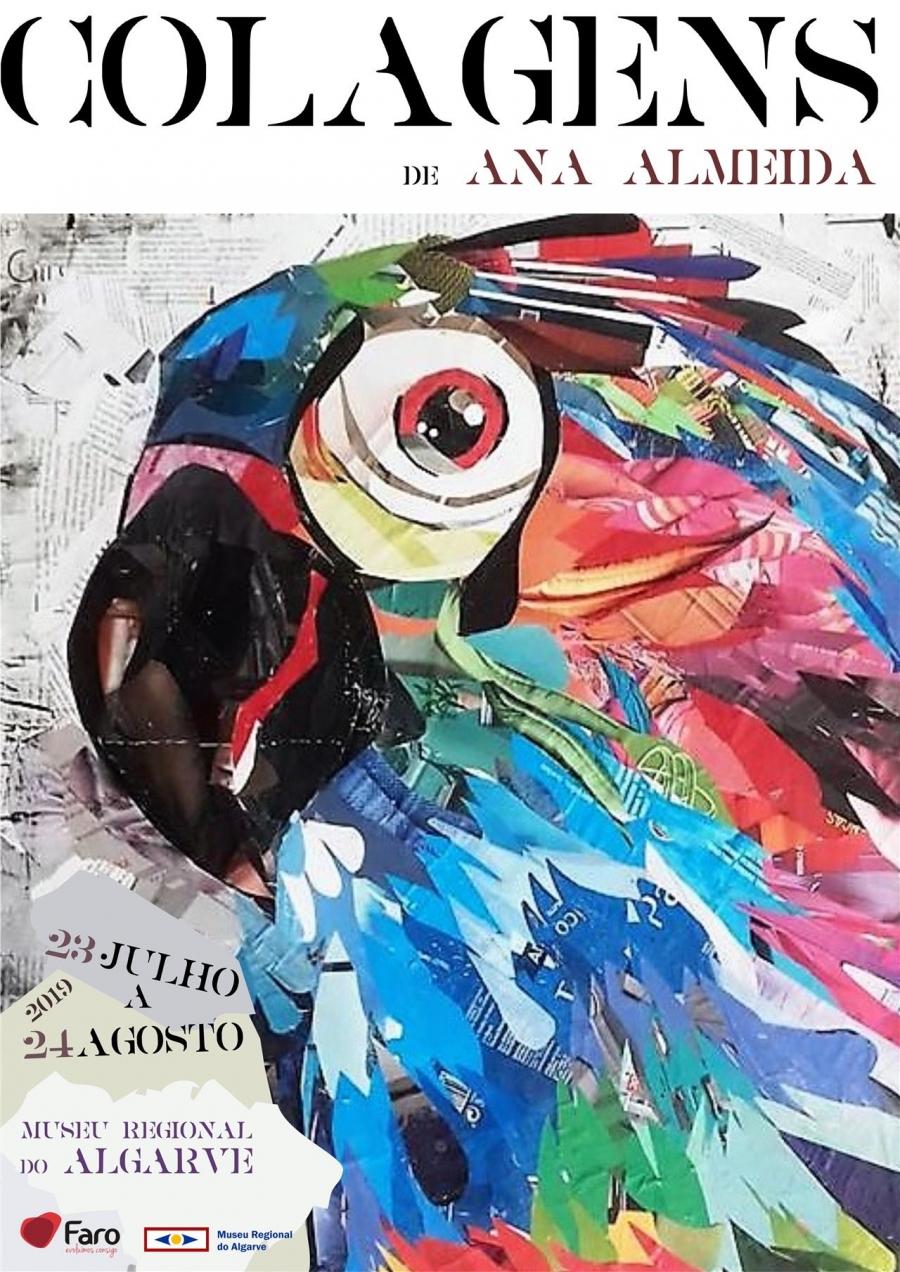 Colagens de Ana Almeida