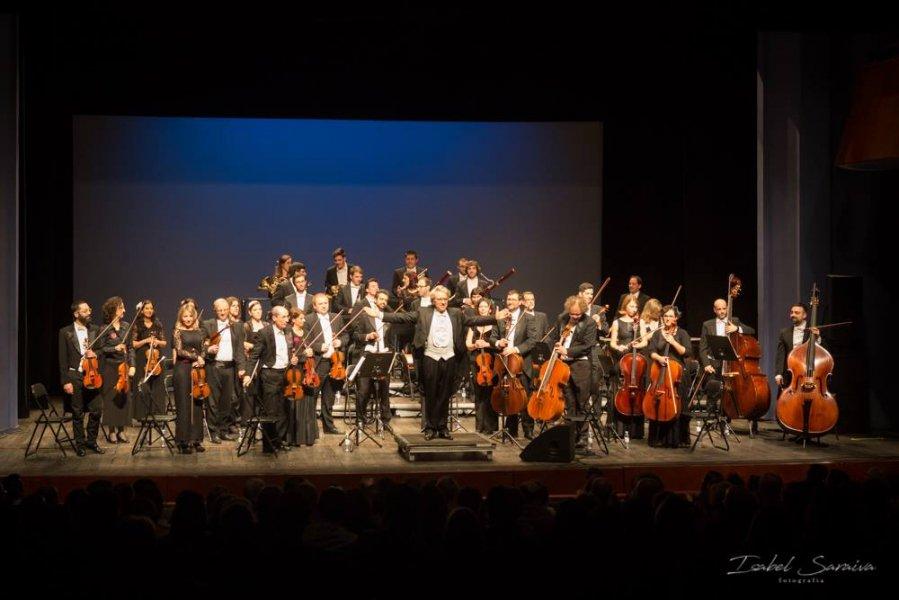 Música para Cinema, Orquestra Filarmonia das Beiras