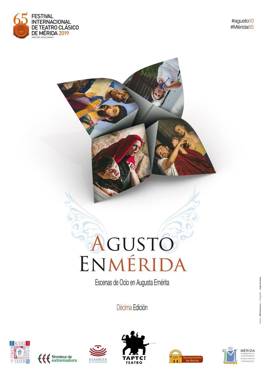 """Teatro: """"Agusto en Mérida"""""""