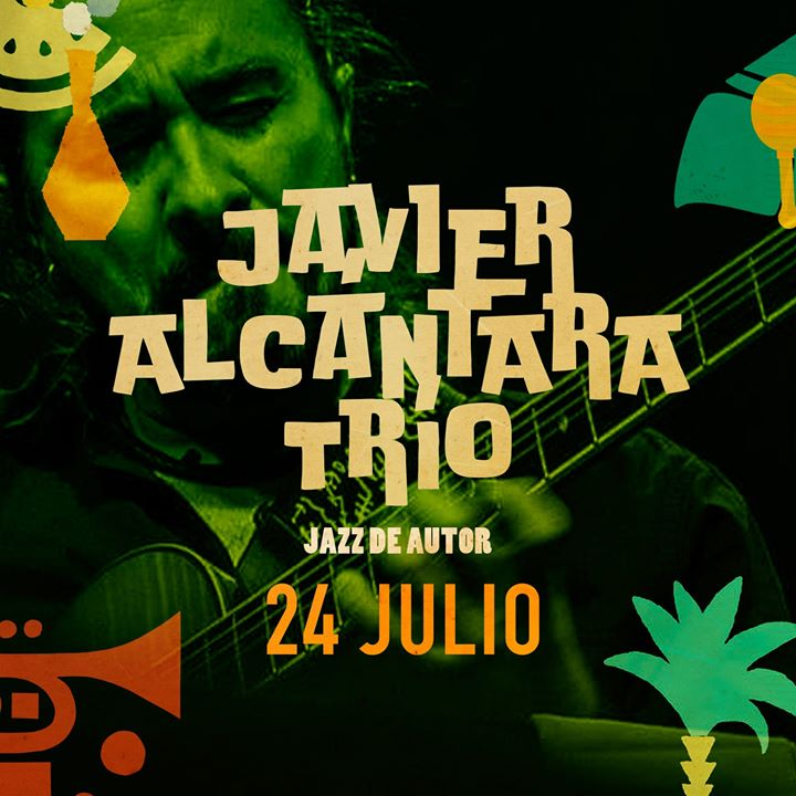 Javier Alcántara Trío / 24 Julio 2019 / Cáceres
