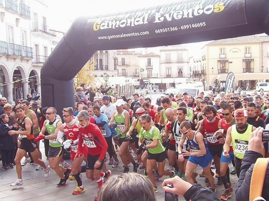 """Media maratón """"Ciudad de Trujillo"""" 2019"""