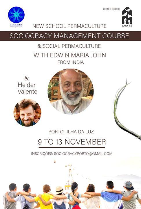 Sociocracy Management Course (SMC)- Porto - Portugal