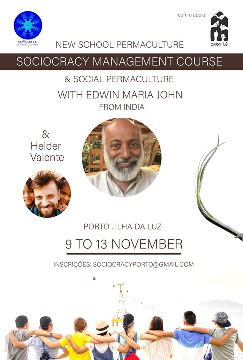 Sociocracy Management Course (SMC)- Porto - Portugal