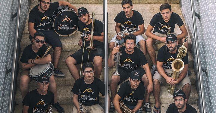 Beira Brass Band / XXIII Feira Raiana | Idanha-a-Nova