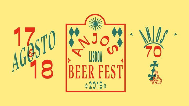 Anjos Beer Fest // 17 e 18 Agosto