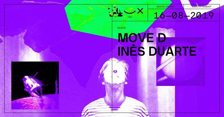 Move D x Inês Duarte