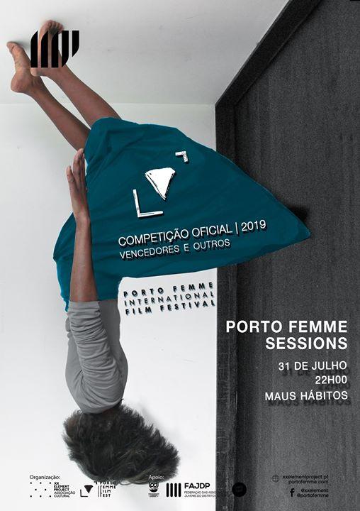 PORTO FEMME Sessions #20 | Maus Hábitos