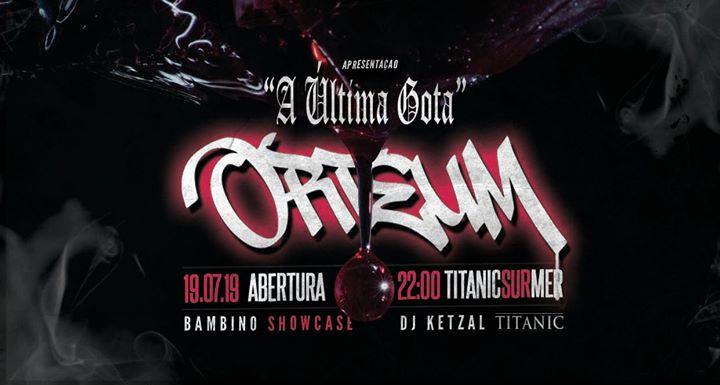 Orteum | Apresentação LP 'A Ùltima Gota'
