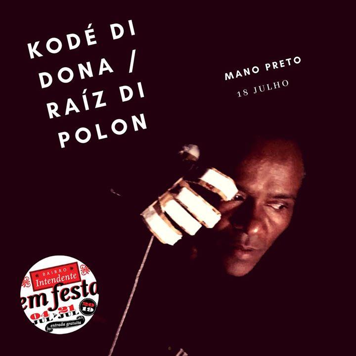 Kodé di Dona / Raíz di Polon :: BI em Festa 19