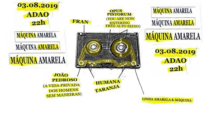 A Máquina Amarela