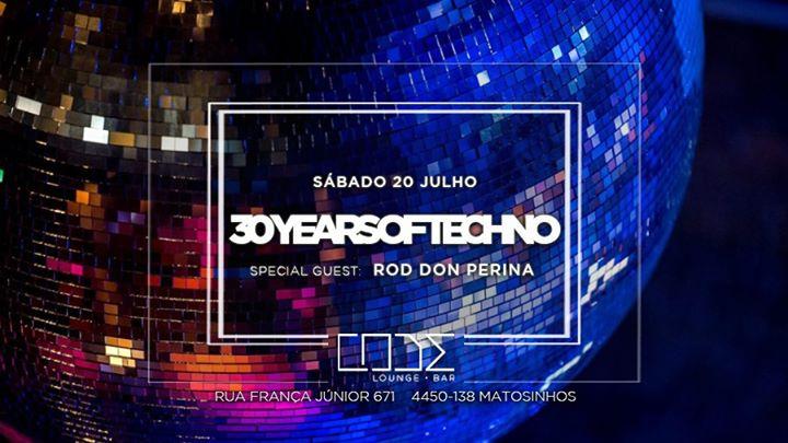CODE: 30 Years Of Techno : Rod Don Perina