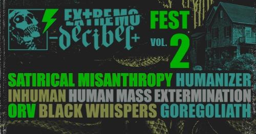 Extremo Decibel Fest Vol 2