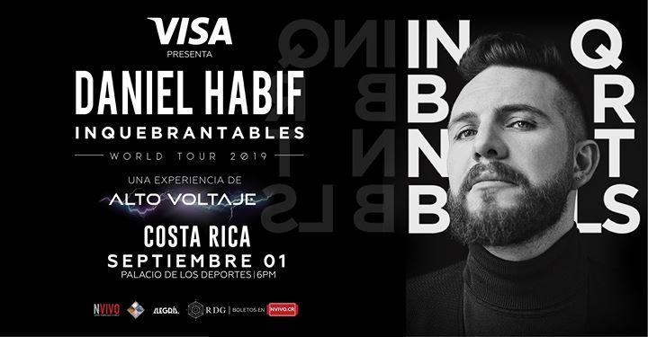 Daniel Habif en Costa Rica | Inquebrantables TOUR
