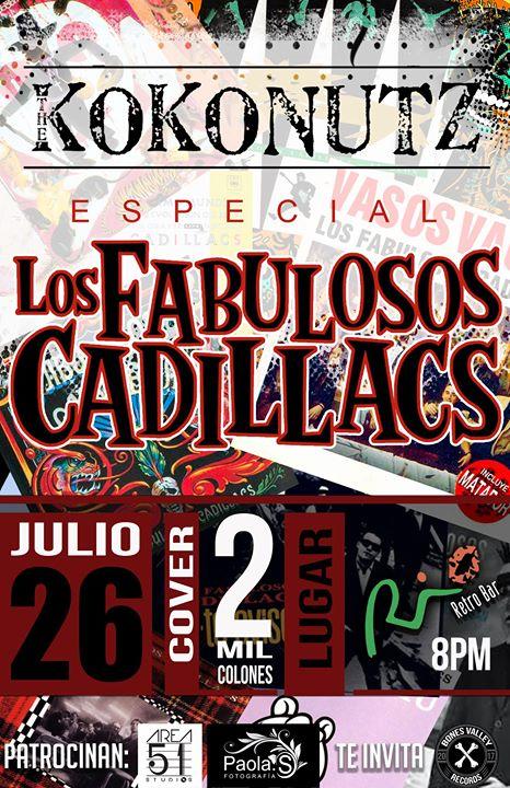 Especial de Los Fabulosos Cadillacs II
