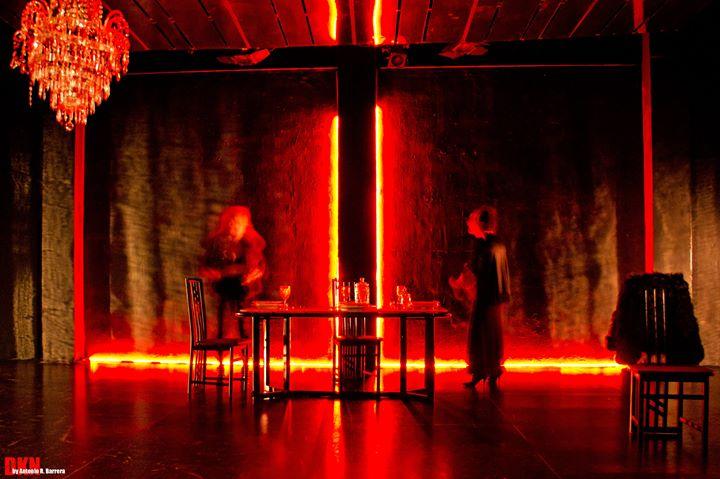 El Éxtasis de los Insaciables - Réplika Teatro