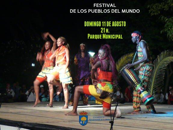 FESTIVAL DE LOS PUEBLOS DEL MUNDO