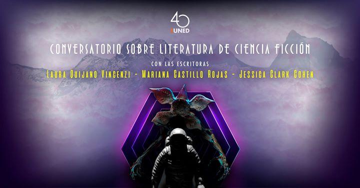 Conversatorio 'Literatura de ciencia ficción'