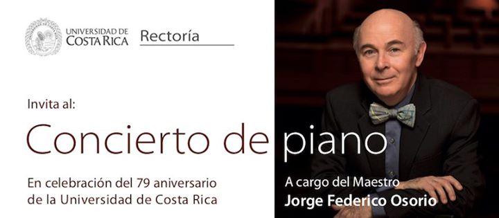 Concierto de piano - Jorge Federico Osorio