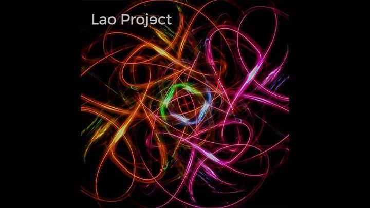 Presentación del Disco Lao Project