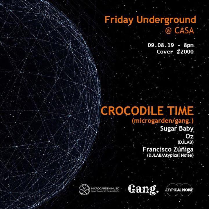 Friday Underground @CASA