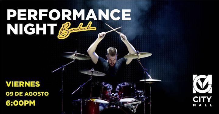Performance Night