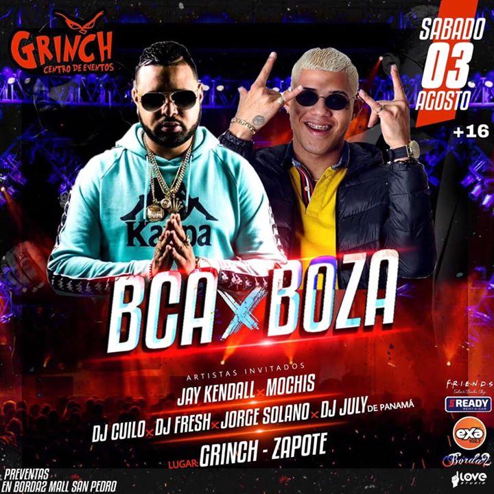 BCA & BOZA EN COSTA RICA
