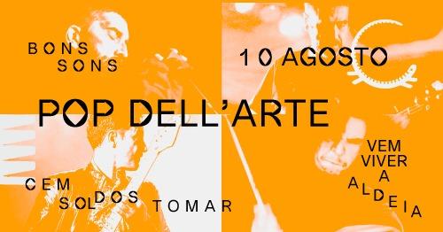 Pop Dell'Arte | BONS SONS 2019