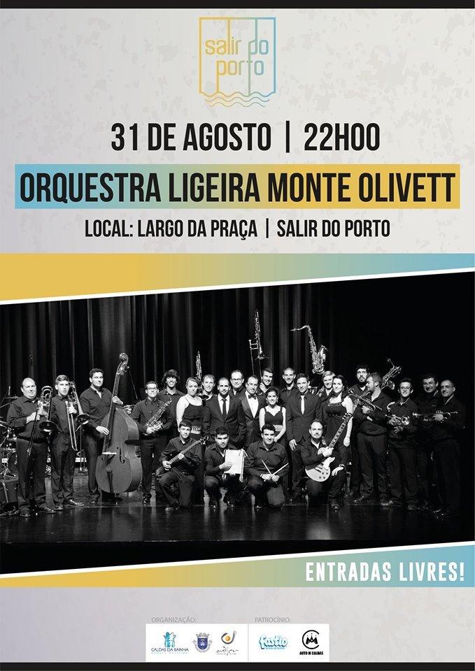 Concerto 'Orquestra Ligeira Monte Olivett'