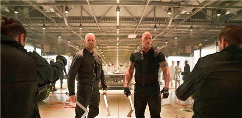 Cinema :: Velocidade Furiosa: Hoobs e Shaw