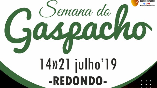 Semana do Gaspacho 2019