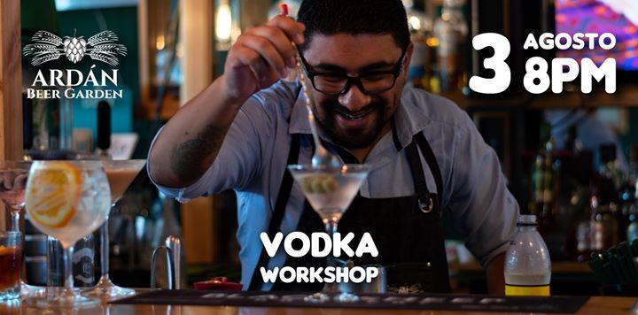 Vodka Workshop