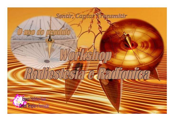 Workshop de Radiestesia e Radionica