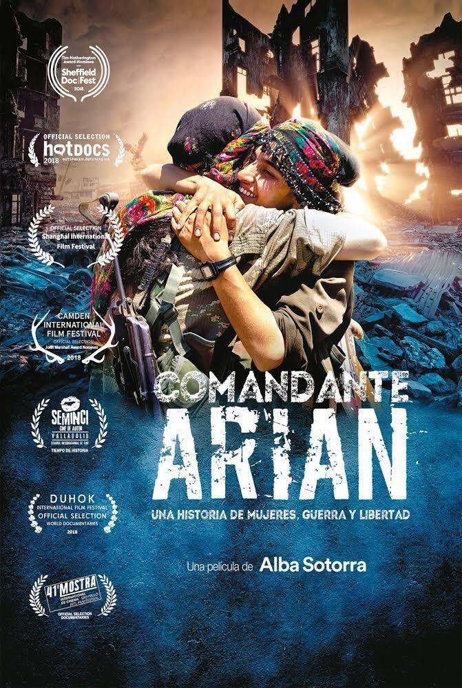 "Cinema Aestas: ""Comandante Arian"""